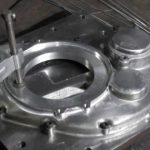 SR400, SR500 's dry clutch manufacturing is underway.